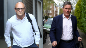 Teaming up with BoJo's spurned adviser Dominic Cummings is the only way Keir Starmer can ever be Britain's PM