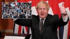 'Open the turnstiles': UK PM Johnson gives green light for 10,000 fans to return at Premier League games