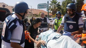 At least 2 killed and several others wounded as rockets from Gaza rain down on Israel (VIDEOS)