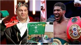 Saudi deal for Joshua-Fury 'Battle of Britain' superfight is a soulless step and sucker punch for UK fans