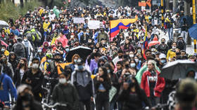 Colombian unrest is a silent revolution against the unjustified & unwanted US oppression of South America