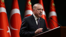 Erdogan says international community should give 'strong and deterrent lesson' to Israel after attacks on Palestinians