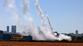 Hamas' military wing says it launched 15 rockets near Israel's Dimona nuclear reactor site