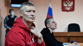 Navalny ally & ex-Ekaterinburg mayor Roizman given 9 days behind bars for tweets encouraging attendance of unsanctioned protests