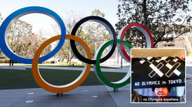 'F*ck the Olympics': IOC red-faced as protestor invades online press conference with x-rated tirade (VIDEO)