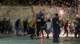 Chief Israeli rabbi calls for calm amid escalating street violence between Arabs and Jews (VIDEOS)