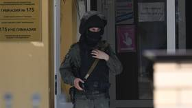 School searched in remote Russian city after teenager threatens COPYCAT ATTACK based on horror Kazan shooting that left nine dead