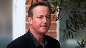 Former PM Cameron says he had 'big economic investment' in collapsed Greensill firm subject to watchdog inquiry