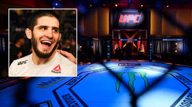 'I'm getting that belt soon': Russian UFC contender Makhachev claims 'old clown' fighters are dodging him amid fan criticism