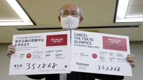 New poll finds over 80% of disgruntled Japanese population oppose Tokyo Olympics this summer