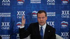 'A witch hunt doomed to failure': Former Russian President Medvedev slams Ukrainian court case against leading opposition figures