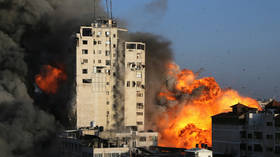 Israel is deliberately obliterating media buildings in Gaza to cover up the war crimes that will follow
