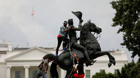 No garden for American heroes, yes to censorship & monument destruction? Biden revokes more Trump executive orders