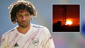 Jewish leader calls for Arsenal player to be suspended for pro-Palestine post as sponsor seeks 'urgent talks' with football bosses