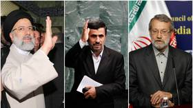 Iran's ex-President Ahmadinejad among political heavyweights vying for presidency ahead of upcoming elections