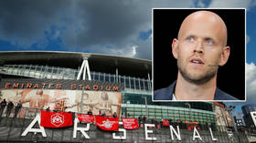 'They said they don't need the money': Billionaire Spotify CEO Ek claims Arsenal rejected $2.5BN bid, says he's ready to try again