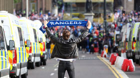 Scottish First Minister Sturgeon 'disgusted' at 'vile' celebrations by Rangers fans after league win (VIDEOS)
