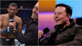 Elon Musk responds to UFC fighter Beneil Dariush's epic rant about late delivery of Tesla