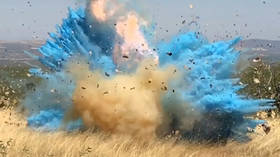 Man charged for gender reveal explosion which shook house 25 miles away & triggered earthquake fears