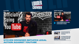 Steven Crowder may win his fight with YouTube… but it won't be a turning point for censored conservatives