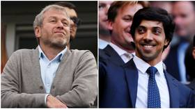 'Your move, Abramovich': Man City owner Sheikh Mansour to ...