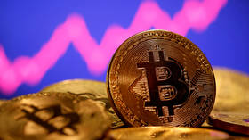 Bitcoin drops to $30,000 as cryptocurrency market crashes