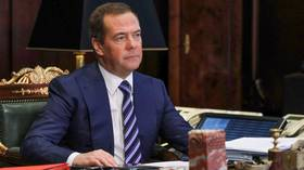 Russian ex-president Medvedev says 'mandatory vaccinations' could be in interest of national security & health of whole population