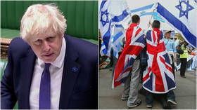 PM Johnson says he shares 'horror' over spike in anti-Semitic incidents in UK, promises support to Jewish community