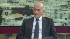 RT discusses Israeli-Palestinian conflict with former Israeli PM Ehud Olmert