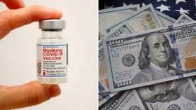 'Obscene to put profits before saving lives': 9 new Big Pharma billionaires emerge amid Covid-19 vaccine rollout