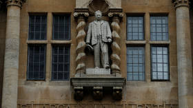 Loss for iconoclasts as Oxford school decides to 'contextualise' statue of imperialist Cecil Rhodes instead of removing it