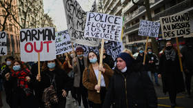Top French court rejects article in controversial security bill that penalizes people for filming police