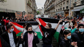 Paris police restrict pro-Palestinian rallies out of fear for 'public disturbances' after last demonstration led to clashes