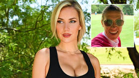 'She is using her sex appeal': Row over Instagram modeling, sexism breaks out as Spiranac hits back with 'double standard' claim