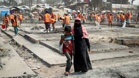 Bangladesh locks down 5 Rohingya refugee camps near Myanmar border amid Covid-19 surge