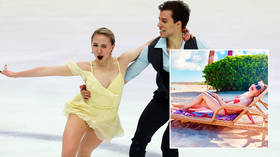 Russian-born French ice dancer Galyavieva hails 'freedom' of adopted nation, dubs birthplace 'harsh' country of 'wonderful people'