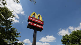 Animal rights activists block McDonald's distribution centres in UK, demanding 100% 'plant-based' menu