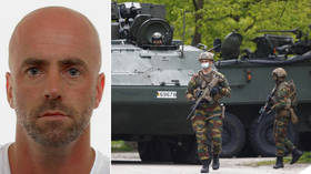 Belgium's anti-lockdown 'Rambo' facing terrorism charges, TRACELESS for 5 days while several countries join manhunt efforts