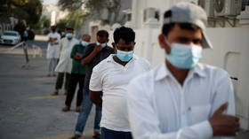 Bahrain reports national record daily Covid death toll as kingdom's virus surge continues