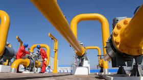 China continues ramping up natural gas production