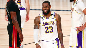 NBA meekly responds to criticism over LeBron 'double standards' after star went to tequila event despite Covid protocols