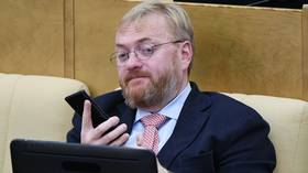 Controversial anti-gay Russian MP Milonov blocked from TikTok, blames ban on 'foreign sodomites' abusing his freedom of speech