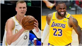 Fans decry NBA 'double standards' as player fined $50K for strip club visit… while LeBron goes unpunished for tequila party