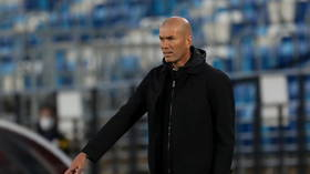 OFFICIAL: Real Madrid confirm departure of Zidane as Frenchman walks out on club for second time as manager
