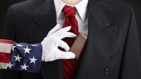 Having shut down Trump's Covid-19 origin probe, Biden now entrusts it to same spies who gave us 'Russiagate'