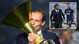 Wielding the Max: Fallen giants Juventus run back to old boss Allegri as axed legend Pirlo claims calamity season was 'wonderful'