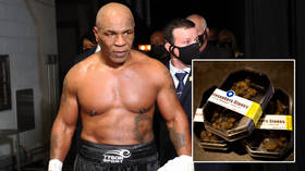 'My whole life changed': Boxing icon Mike Tyson credits magic mushrooms with bringing him back from the brink of suicide