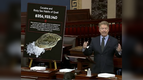Cocaine-addled quail is only the beginning: Rand Paul warns of fallout from impossible-to-pay-for inflation