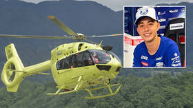 Motorcycling in mourning: Jason Dupasquier, 19, dies in hospital from injuries sustained in horrific crash during race