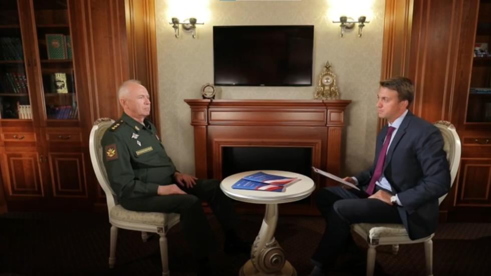 Russlands stellvertretender Verteidigungsminister: Vor uns entfaltete sich eine neue Weltordung